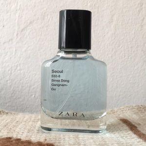 Zara Seoul Fragrance